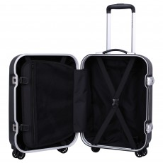 Tripp Black 'Absolute Lite II' Cabin 4 Wheel Suitcase