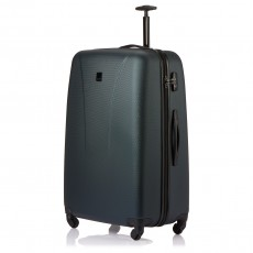 Tripp Racing Green 'Lite' 4 Wheel Large Suitcase