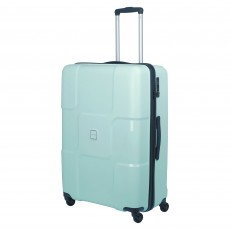 Tripp Aqua 'World' Large 4 Wheel Suitcase