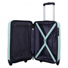 Tripp Aqua 'World' Cabin 4 Wheel Suitcase