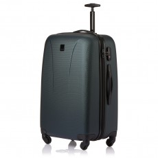 Tripp Racing Green 'Lite' 4 Wheel Medium Suitcase