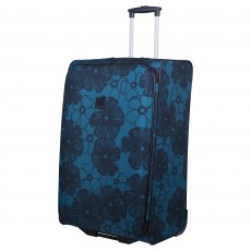 Tripp Ultramarine/Black 'Outline Pansy' 2W Large Case