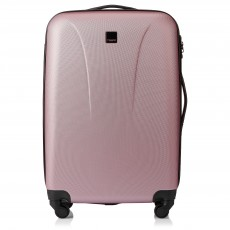 Tripp Soft Pink 'Lite' 4 Wheel Medium Suitcase