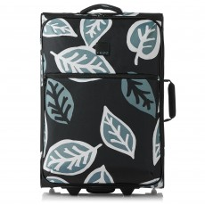 Tripp Black/Sage 'Ultra lite Bold Leaf' Medium 2W Case
