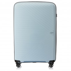 Tripp Ice Blue 'Chic' Large 4 Wheel Suitcase