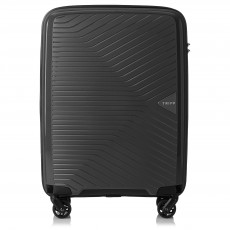 Tripp Black 'Chic' Cabin 4 Wheel Suitcase