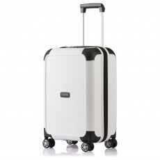 Tripp White Cabin 'Supreme' 4 Wheel Suitcase