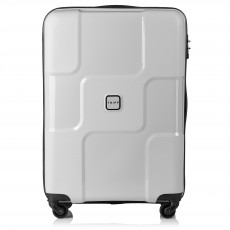 Tripp Dove Grey 'World' medium 4 Wheel Suitcase