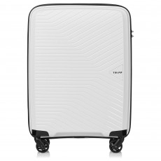 Tripp White 'Chic' 4 Wheel Cabin Suitcase