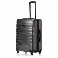 Tripp Silver 'Horizon' Medium 4W Expandable Suitcase