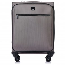 Tripp Silver 'Full Circle' Cabin 4 Wheel Suitcase