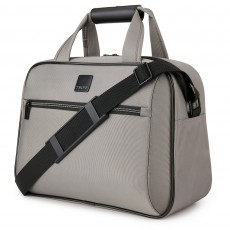 Tripp Silver 'Full Circle' Flight Bag