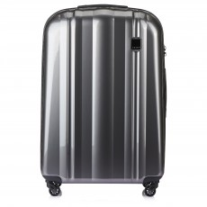 Tripp Pewter 'Absolute Lite' Large 4 Wheel Suitcase