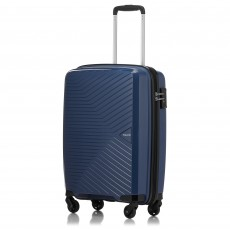 Tripp Denim 'Chic' Cabin 4 Wheel Suitcase