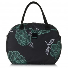 Tripp Slate/Sea Green 'Bloom' Holdall