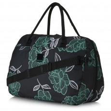 Tripp Slate/Sea Green 'Bloom' Large Holdall