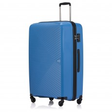 Tripp Sky Blue 'Chic' Large 4 Wheel Suitcase