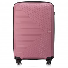 Tripp Rose 'Chic' Medium 4 Wheel Expandable Suitcase