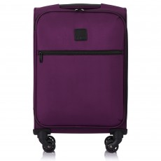 Tripp Mulberry 'Ultra Lite' 4 Wheel Cabin Suitcase