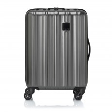 Tripp Pewter 'Retro II' Cabin 4 Wheel Suitcase