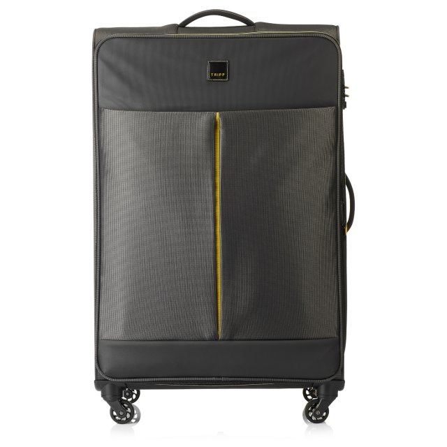 Style Lite Large 4 wheel Suitcase 83cm GRAPHITE