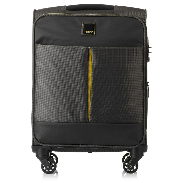 d98baf686e0 Tripp Graphite 'Style Lite' Cabin 4 Wheel Exp Suitcase - Soft ...