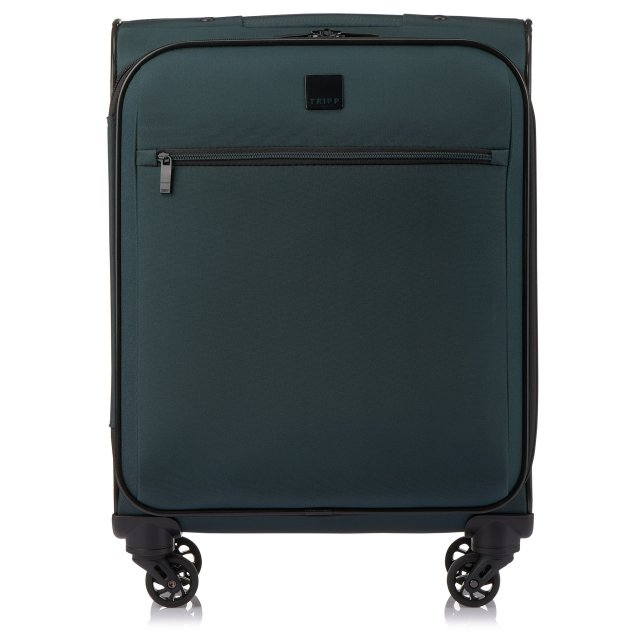 Full Circle Cabin 4 wheel Suitcase 55cm EMERALD