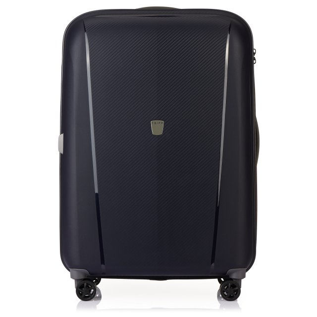 2897acef4 Tripp Midnight 'Ultimate Lite II' Large 4 Wheel Suitcase - Hard ...