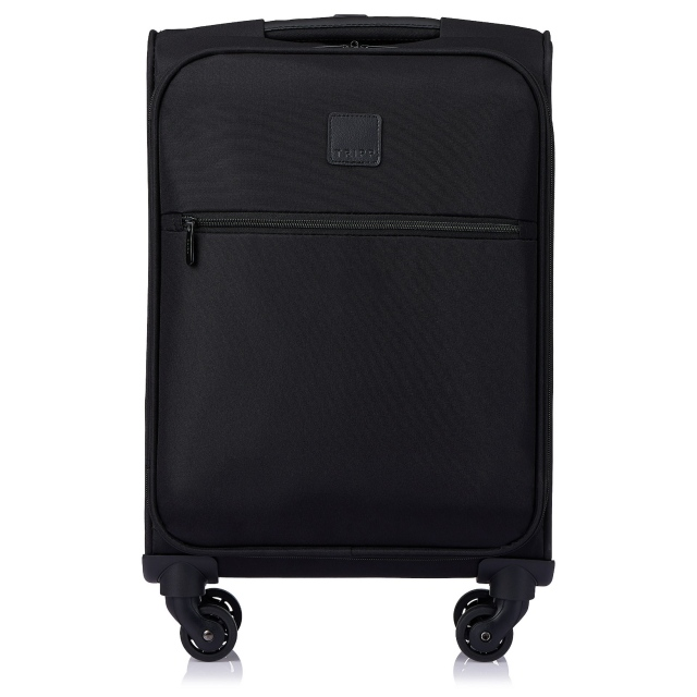 602d62df9 Tripp Black 'Ultra Lite' 4 Wheel Cabin Suitcase - Soft Suitcases ...