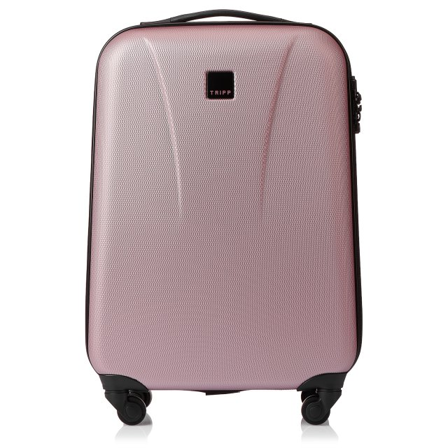0d988fd2c Tripp Soft Pink 'Lite' 4 Wheel Cabin Suitcase - Hard Suitcases ...