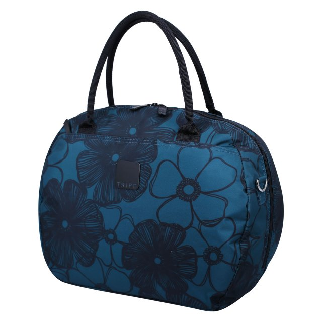 Express Outline Pansy Holdall ULTRAMARINE/BLACK