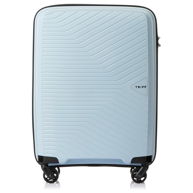 Chic Cabin 4 wheel Suitcase 55cm ICE BLUE